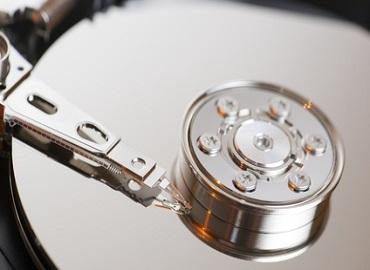 distruzione hard disk